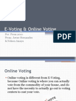 E-Voting & Online Voting Good One