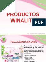 Nuevos Productos Winalite en Colombia 2010