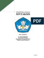 Makalah_Sintaksis