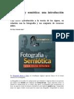 Fotografía y Semiótica
