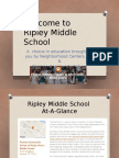 Ripley Middle School Profile