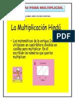 Recopilacion Tecnicas de Multiplicacion