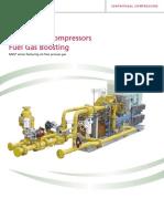 Fuel Gas Boosting Compressors Brochure