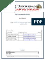Informe FiNAL de Diseño de Mezcla Cortia de Concretooo Alin Cabrin