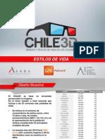 Estilos de Vida de Los Chilenos - CHILE_3D