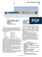 Advantech Wireless AMT 30 Modem Data Sheet