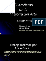 Elerotismoenlahistoriadelarte 04romaantigua2 100201133843 Phpapp02