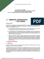 Ambiente Atmosférico y de Cabina