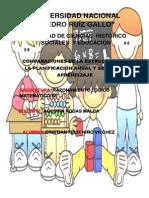 Planificación Anual y Sesión de Aprendizaje