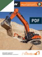Catalogo Excavadora