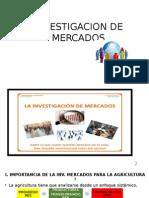 1. Investigacion de Mercados