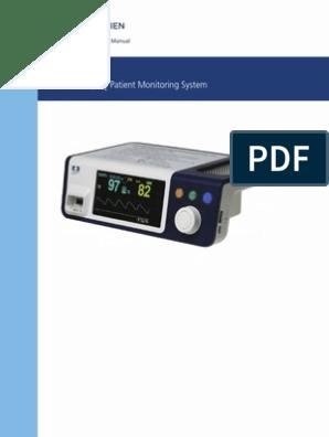 A7213 Operator's Manual (en) Nellcor LIBRA | Monitoring (Medicine