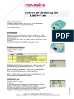 004627.00 Quick Guide LabSwift Aw D