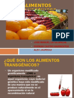 Alimentos Transgenicos Final