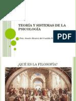 Teoría y Sistemas de La Psicología