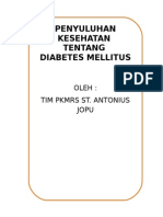 Sap Diabetus Mellitus Gg