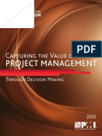Pulse of the Profession - Aug 2015