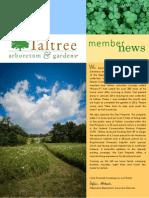summer 2015 newsletter