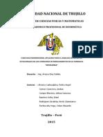 """CUBO MULTIDIMENSIONAL APLICADO PARA EL ANALISIS DE REPORTES ESTACIONALES DE LOS CONSUMOS DE MEDICAMENTOS EN LA FARMACIA """"INFOFARMA"""""""