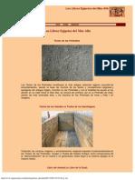 Los Libros Egipcios Del Más Allá