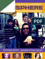 JamSphere Magazine (featuring ManBearPimp)