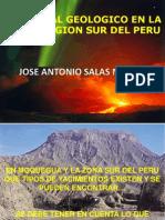Potencial Minero en La Macroregion Sur Moquegua