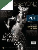 Bali & Beyond Magazine April 2010 Edition