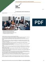 06-11-15 Se reúne Claudia Pavlovich con empresarios de la industria de exportación - El Reportero