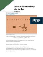 El resultado más extraño y fascinante de las Matemáticas.docx