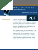 Matrikon's Guide to OPC-13
