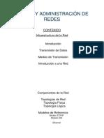 Apuntes Diseño y Administración de Redes