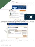 Como Realizar Un Blog