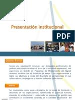 Presentación PIRAMIDE Consultores 2015 (1)