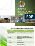 Kriteria Proper Plb3
