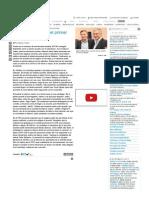 Macri puede mostrar el primer acuerdo con la UCR (2015)
