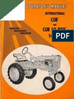 1965 Operator's Manual International Cub and Lo-Boy 7-29-65.pdf