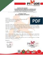 Invitation Letter Imo