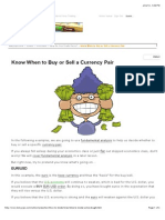 Know When to Buy or Sell a Currency Pair.pdf