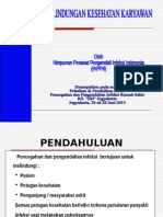 Perlindungan Kesehatan Petugas (1)