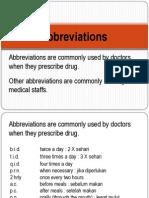 10 Abbreviation