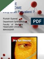Dry Eye Syndrome (a)