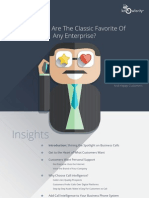 Why Calls are the Classic Favorite of Any Enterprise? Free eBook by Knowlarity