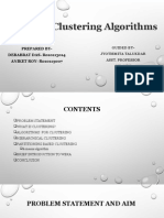 Survey of Clustering Algorithms