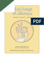 Sixty Songs of Milarepa