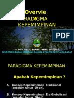Paradigma Kepemimpinan