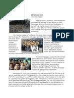 Reaction Paper - SCUAA