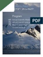 Arctic Net Program