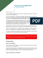 Bases de Deportes y Bailetón - Celebración de Inicio de Ciclo EPE 2013-1