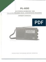 Tecsun Pl600 Manual