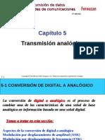 Transmisión Analogica
